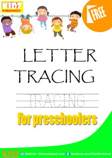 Alphabet Tracing Worksheet and Alphabet writing practice sheet