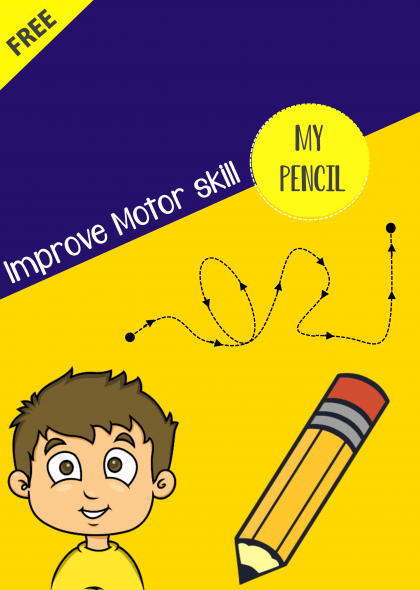 My Pencil, Learn to Write